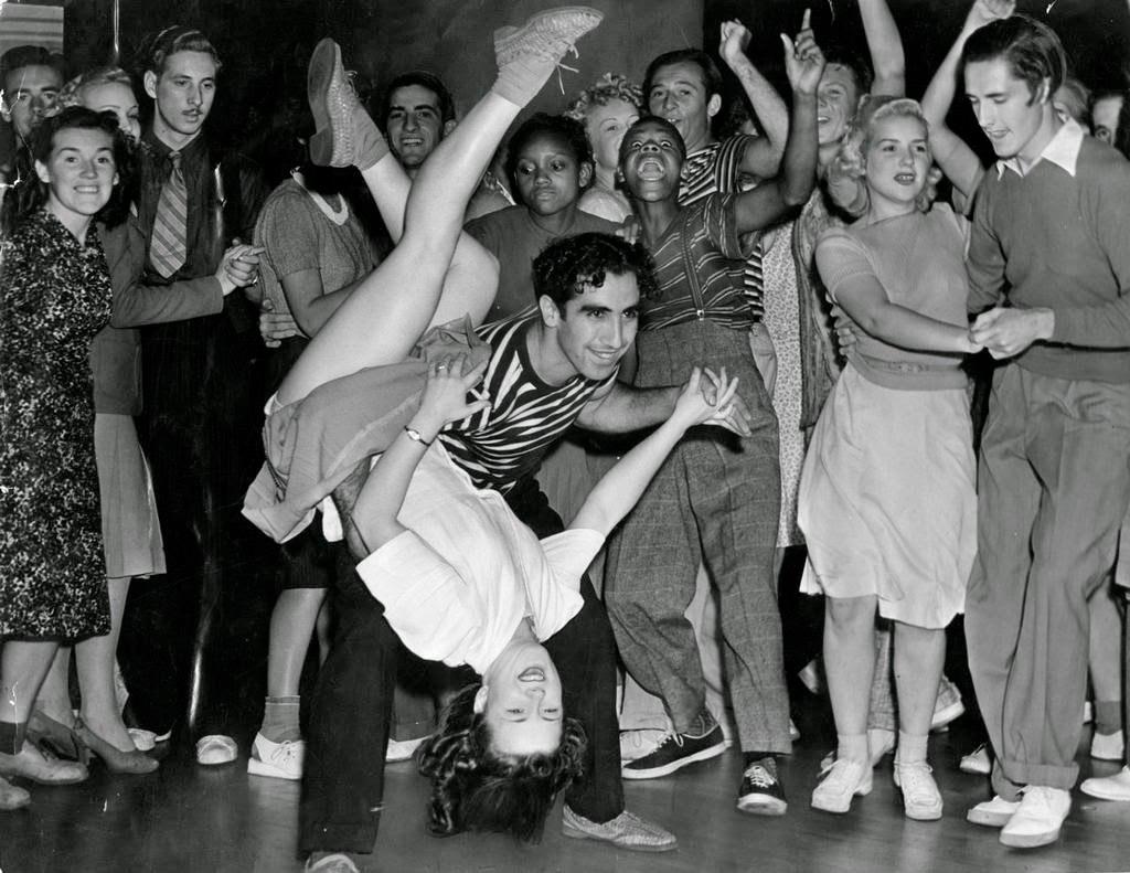 Clases de Baile Swing en Madrid - El Sitio S