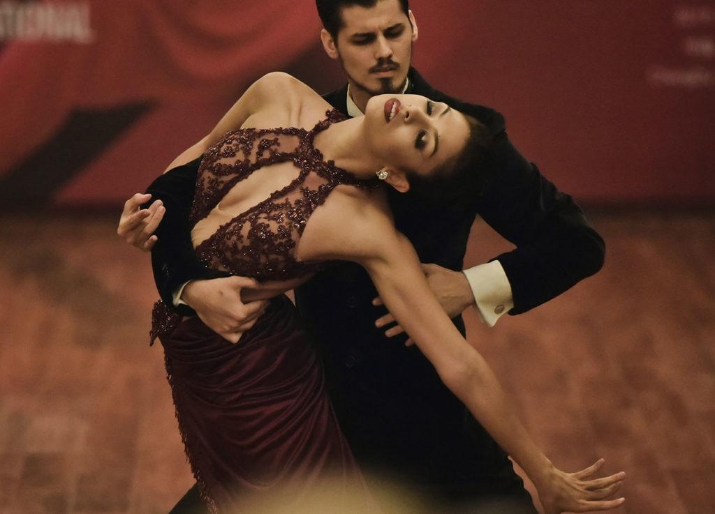 Clases de Tango en Madrid - El Sitio S