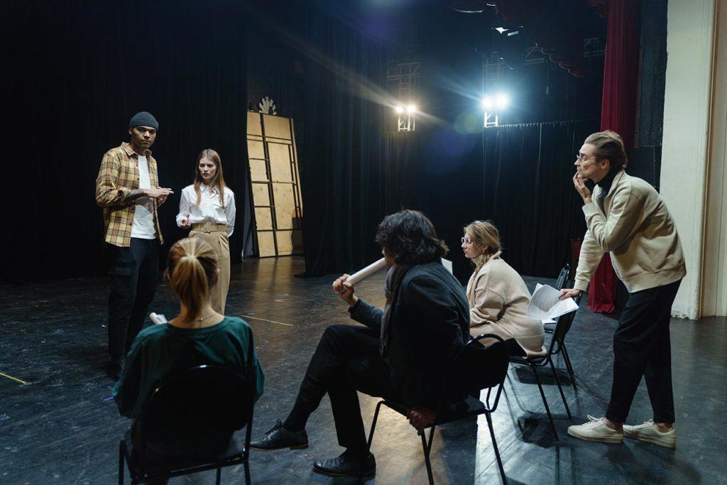Clases de Teatro en Madrid - El Sitio S